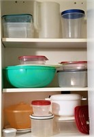 Clean Out The Cabinets #1 Tupperware