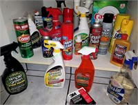Clean Out The Cabinets #3 Cleaning Supplies