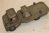 Vintage Structo Metal Truck
