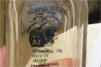2 Glass Sunrise Dairy Milk Bottles,Crossville TN