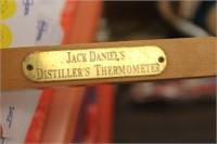 Jack Daniels Distillers Thermometer