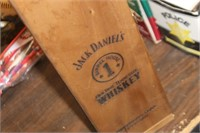 Wooden Jack Daniels Box