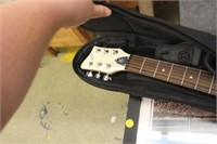 First Act VW Electrick Guitar with Case