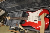 Ibanez Electric Guitar with Hard Case