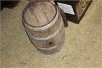 Small Vintage Barrel