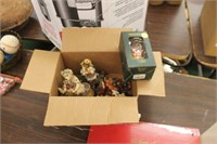 Lot of Collector Bear Figures