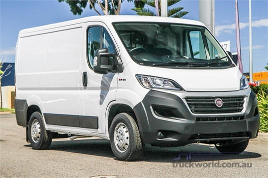 cf10140270 2015 Fiat Doblo Maxi Van light commercial for sale WA Hino in ...
