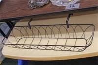 Metal Planter Basket