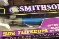 Smithsonian Telescope