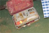 Tackle Box of Various Tackle