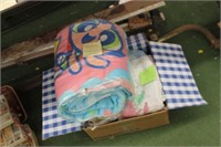 Powder Puff Girls & Beauty & Beast Sleeping Bag