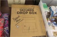 New HD Secured Dropbox