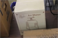 Pampered Chef Ice Shaver