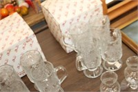 Fantasia Crystal Mugs & Princess House Candle