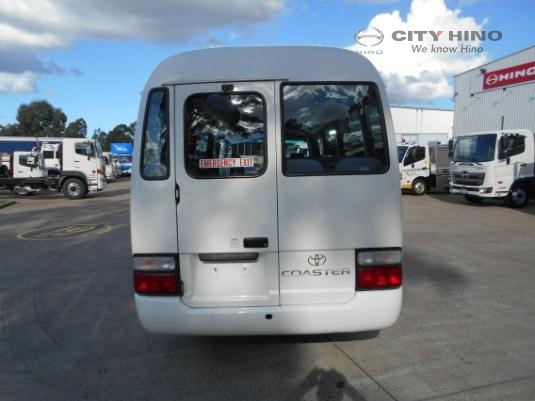 2013 Toyota Coaster Deluxe City Hino - Buses for Sale