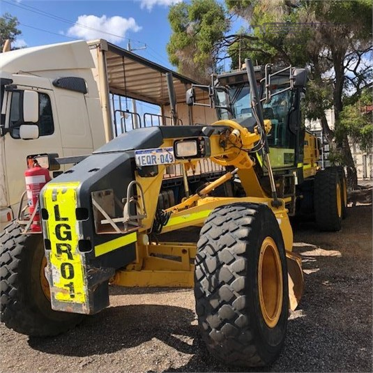 2013 Komatsu GD655-5 Delco Equipment Pty Ltd - Heavy Machinery for Sale