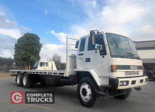 1992 Isuzu FVM 1400 Complete Equipment Sales Pty Ltd - Trucks for Sale