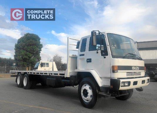 1992 Isuzu FVM 1400 Complete Equipment Sales Pty Ltd - Trucks for Sale