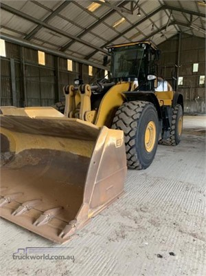 2017 Caterpillar 980M Heavy Machinery for Sale