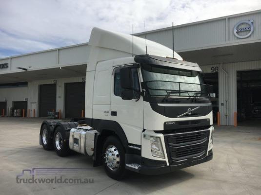 2014 Volvo FM450 Trucks for Sale