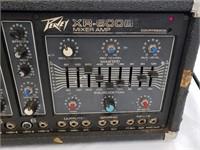 Peavey XR-600B Mixer Amplifier Compression 400BH