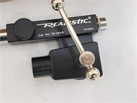 NEW Realistic Microphone Mike Boom Adapter