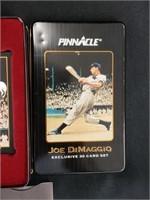 1993 Pinnacle Joe Dimaggio Comm. Limited ED Set