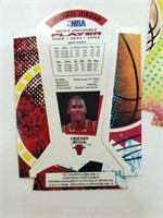 (10) 93 McDonalds Basketball Frie Boxes Jordan