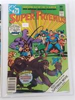 DC The Super Friends #14 & #6 Comic Books