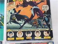 DC Batman & Detective Comics Lot