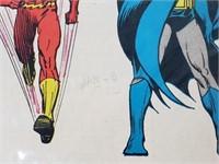 1973 DC Secret Orgins #1 Superman Batman Flash