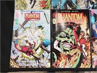 Phantom of Fear City Comic Books #1-12