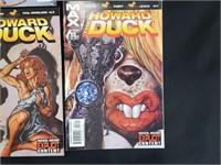 Max Howard The Duck Comic Books #1-6