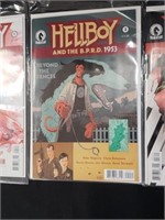 Hellboy And The B.P.R.D. 1953 #1-3 Comic Books