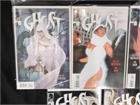 Dark Horse Ghost #0-4 & Special Comic Books