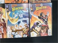 Come Again & Speed Racer X #1-3 Comic Books