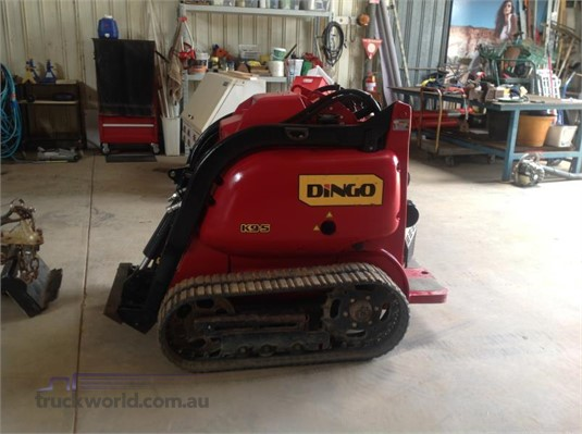 0 Dingo other - Heavy Machinery for Sale