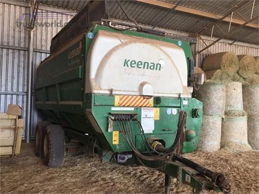0 Keenan MECH-FIBER 360 Farm Machinery for Sale