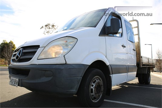 a1c2070d2a 2007 Mercedes Benz Sprinter Table   Tray Top truck for sale Emanuele ...