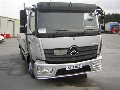 125f81f057 Dropside Flatbed Trucks. 2014 MERCEDES-BENZ ATEGO 818 at TruckLocator.ie