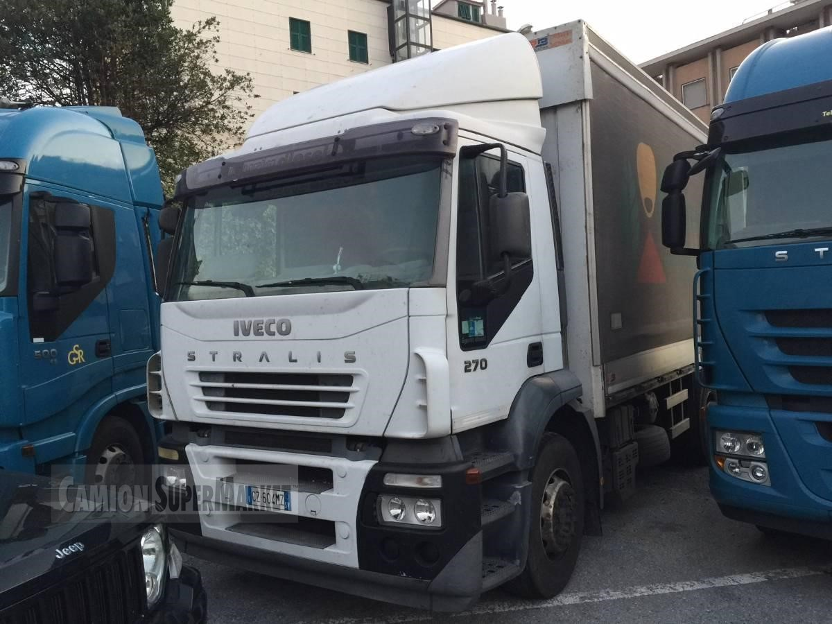Iveco STRALIS 270 Second-hand