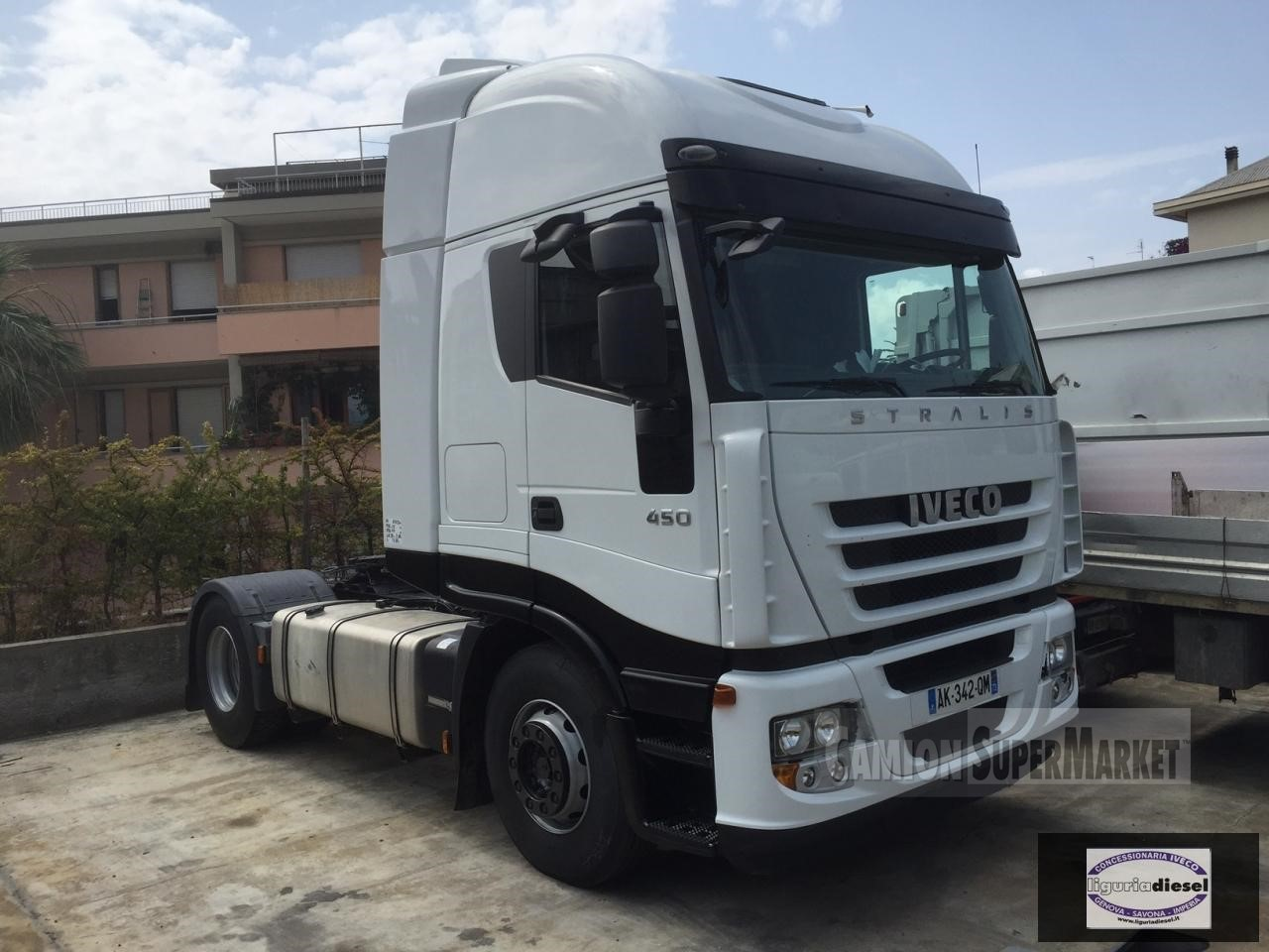 Iveco STRALIS 450 #Used