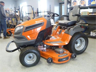 HUSQVARNA Riding Lawn Mowers Auction Results - 270 Listings