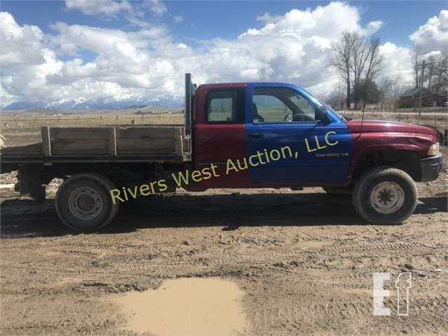 Lot # 66 - 1996 DODGE RAM 2500 For Sale In Polson, Montana