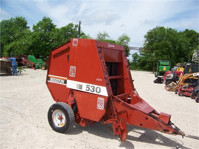 Hesston Round Balers Auction Results - 16 Listings | AuctionTime com