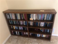 8 Shelf Bookcase **Books Not Included
