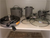Pots and Pans Set, Pressure Cooker
