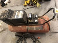Sears Craftsman 5HP 25 Gal Air Compressor