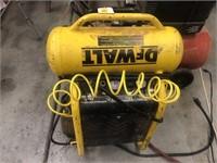 DeWalt 200 PSI Air Compressor