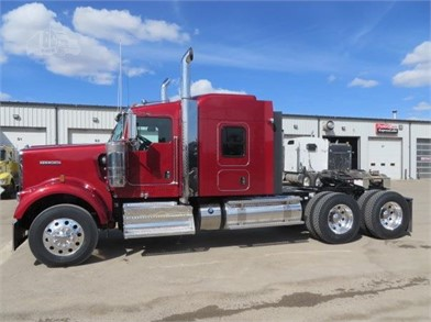 KENWORTH W900 Conventional Trucks W/ Sleeper For Sale By INLAND CTS